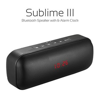 Portronics Sublime 3 Portable Bluetooth Speaker Price in India