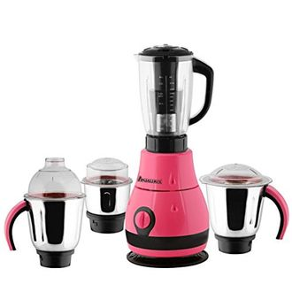 Anjalimix Designo 1000W Mixer Grinder (4 Jar) Price in India