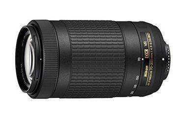Nikon AF-P DX Nikkor 70-300mm f/4.5-6.3G ED VR Lens (For Nikon) Price in India