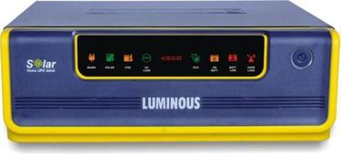 Luminous 850VA/12V Solar Pure Sine Wave Inverter Price in India