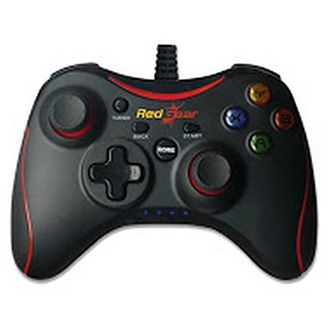 Redgear Pro Series Wired Gamepad Controller Price in India