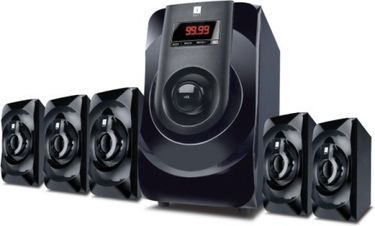 iball MJ BT54 5.1 Multimedia Speaker Price in India