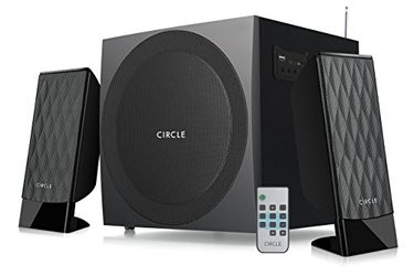 Circle CT 2.1 360RC Speaker Price in India