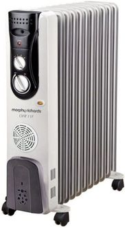Morphy Richards OFR-11F With Fan Oil Filled Room Heater Price in India