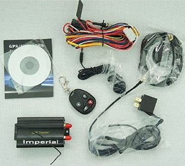 Imperial CC03 GPS Car and Bike Tracking System Price in India