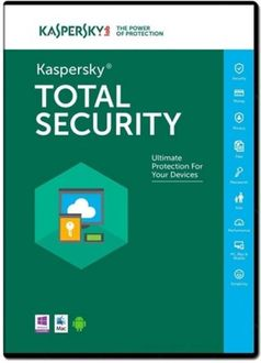 Kaspersky Total Security 2017 1PC 1Year Price in India