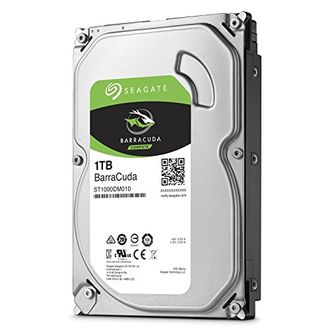 Seagate BarraCuda (ST1000DM010) 1TB Internal Hard Drive Price in India