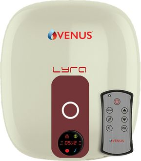 Venus Lyra Digital 10RD 10 Litre Storage Water Geyser Price in India