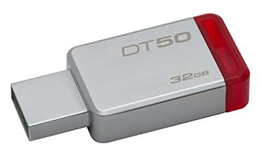 Kingston DataTraveler 50 (DT50) 32GB USB 3.1 Pendrive Price in India