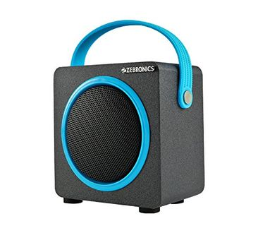 Zebronics SMART Portable Bluetooth Speaker Price in India
