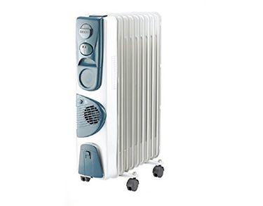 Usha OFR 3211F- PTC Oil Filed Radiator Room Heater Price in India