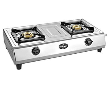 Sunflame Traditional 2 Burner Excel Cook Gas Cooktop Price in India