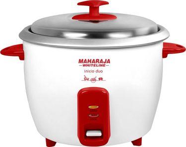 Maharaja Whiteline Inicio Duo RC-102 Electric Cooker Price in India