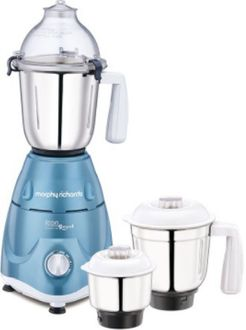 Morphy Richards Icon Royal 600W 3 Jar Mixer Grinder Price in India