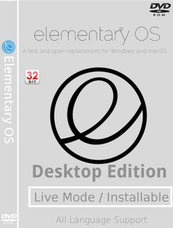 Elementary OS 0.4 Loki (32 bit) Operating System Price in India