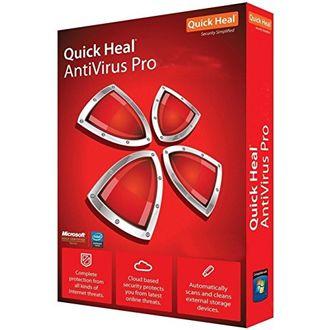 Quick Heal Pro 2013 1 User 1 Year AntiVirus Price in India