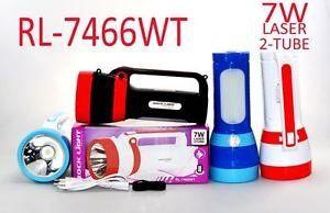 Rock Light RL-7466WT Torch Light Price in India