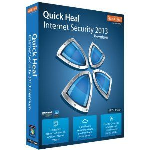 Quick Heal Internet Security 2013 10 User 1 Year Price in India