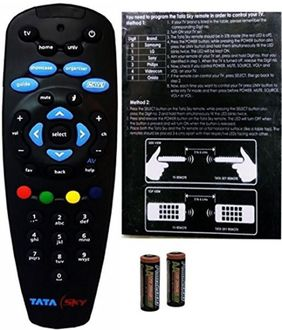 Tata Sky Original Universal DTH Remote Controller Price in India