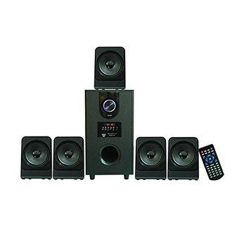 Cursor HT-5010W 5.1 Speaker System Price in India