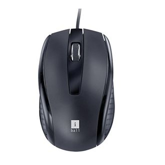 iball Style 63 Optical USB Mouse Price in India