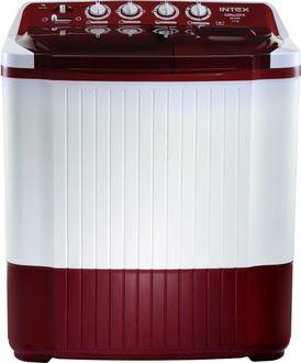 Intex 7.2 Kg Semi Automatic Washing Machine (WMSA72DR) Price in India