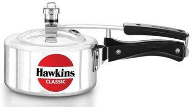 Hawkins Classic CL15 Aluminium 1.5 L Pressure Cooker (Inner Lid)  Price in India