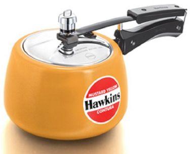 Hawkins Contura CMY30 Aluminium 3 L Pressure Cooker (Inner Lid) Price in India