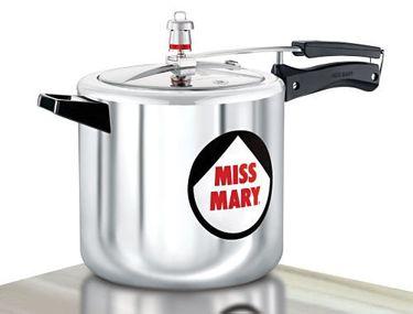 Hawkins Miss Mary J74 Aluminium 7 L Pressure Cooker (Inner Lid) Price in India