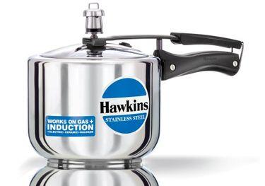 Hawkins Stainless Steel Tall B33 3 L Aluminium Pressure Cooker (Inner Lid) Price in India