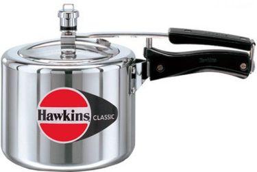 Hawkins Classic CL3T Aluminium 3 L Pressure Cooker (Inner Lid) Price in India