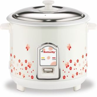 Butterfly Blossom 1.8Ltr Rice Cooker Price in India