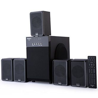 Impex Lyric 5.1 Multimedia Speakers Price in India
