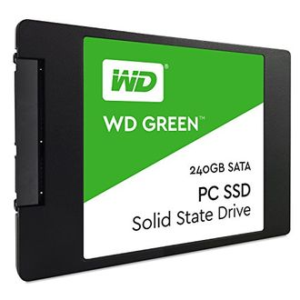 WD Green (WDS240G1G0A) 240GB Internal SSD Price in India