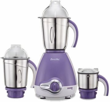 Preethi Lavender Pro MG 185 600W Mixer Grinder Price in India