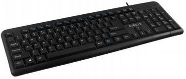 Circle C21 Performer USB Keyboard Price in India