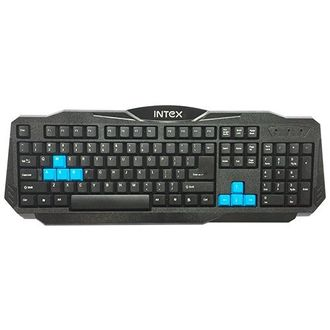 Intex Jumbo USB Wired Keyboard Price in India