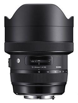 Sigma 12-24mm f/4 DG HSM Art Lens (For Nikon Dslr) Price in India