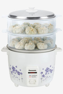 Panasonic SR-WA18H(SS) 1.8 Litre Electric Rice Cooker Price in India