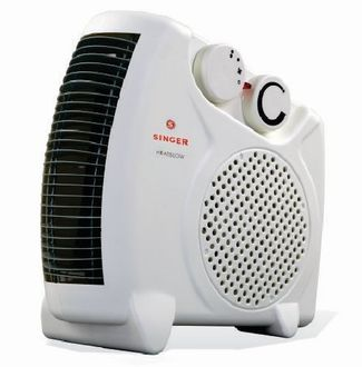 Singer Heat Blow SHC-200HWT Room Heater Price in India