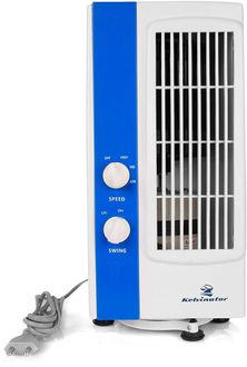 Kelvinator KTF-051 Mini Revolving Tower Fan Price in India