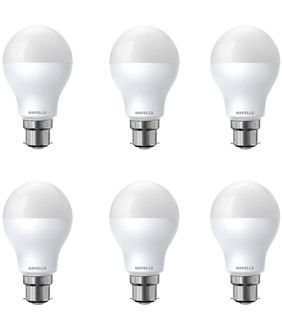Havells 10W B22 Led Bulbs (Cool Day Light,Pack of 6) Price in India