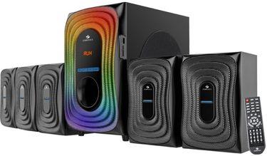 Zebronics Wave SW RUCF Multimedia Speakers Price in India