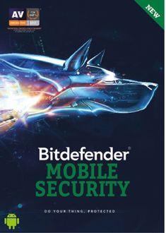 Bitdefender Mobile Security 2017 1 Mobile 1 Year Antivirus Price in India