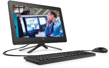 HP 20-C102IL ( CDC, 4 GB, 1 TB, DOS) All In One Desktop Price in India