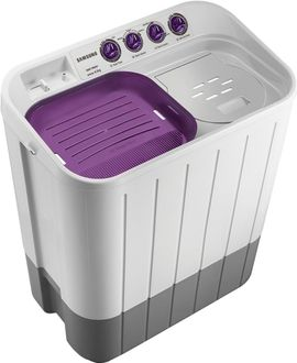 Samsung 6.5Kg Semi Automatic Top Load Washing Machine (WT655QPNDRP) Price in India