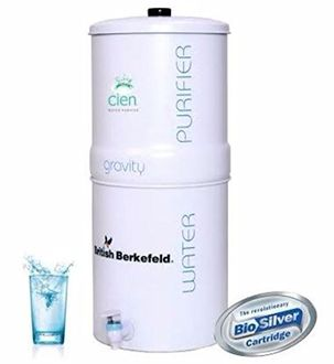 Cien CIENG1 10Ltr Gravity Water Purifier Price in India