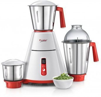Prestige Automatik 750W 3 Jar Mixer Grinder Price in India