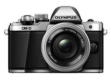Olympus OM-D E-M10 Mark II Mirrorless Digital Camera (14-42mm EZ Lens) Price in India