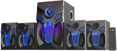Zebronics Fantasy BT RUCF 4.1 Multimedia Speaker Price in India